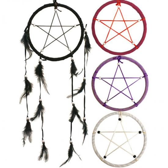 Drømmefanger - Pentagram - Lilla