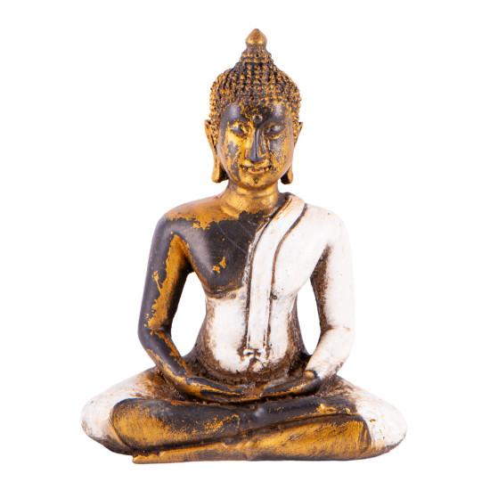 Buddha - Hvit