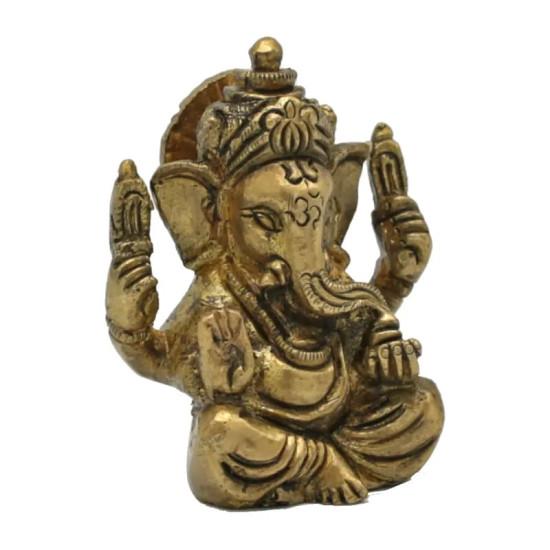 Ganesha - Messing