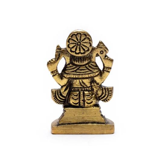 Ganesha - Onsdag - Messing