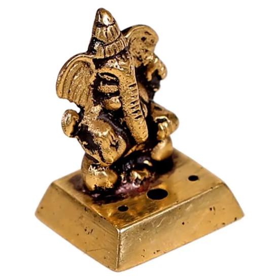 Ganesha - Messing - Liten