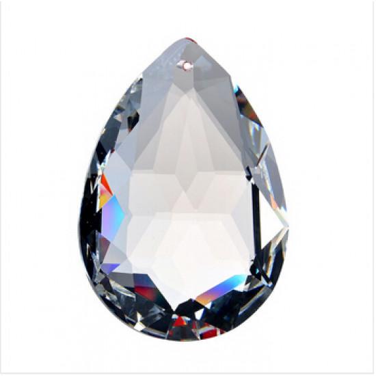 Krystall Dråpe - 50 mmv - AAA kvalitet