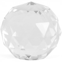 Krystall klode - 40mm