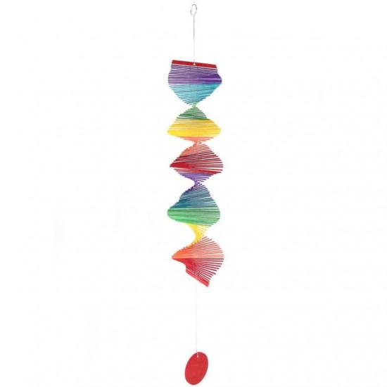Rainbow Twister - Vindspinner