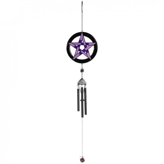 Purple Pentagram - Vindspill