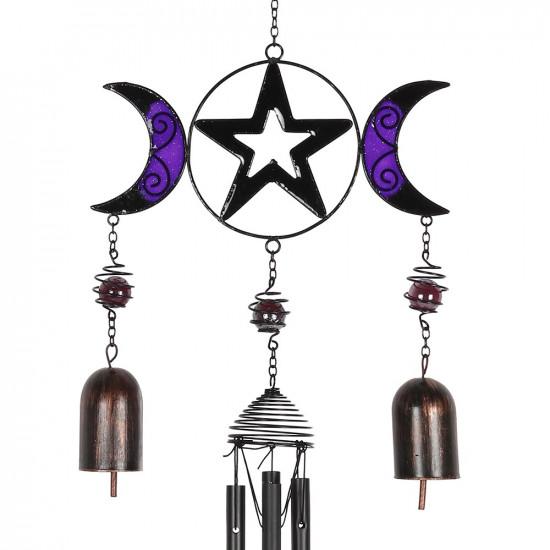 Triple Moon with bells - Vindspill