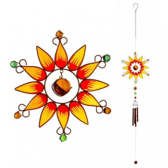 Sol - Gul og Oransje - Vindspill