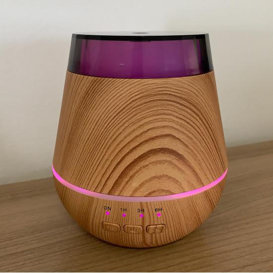 Helsinki Diffuser - Luftfukter og aromalampe
