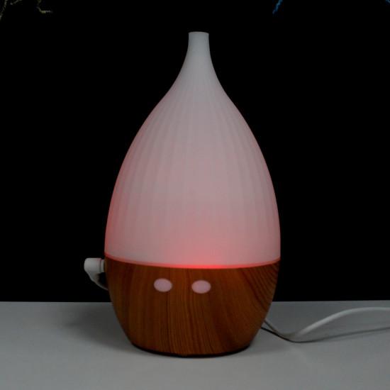 Milan Diffuser - Luftfukter og aromalampe