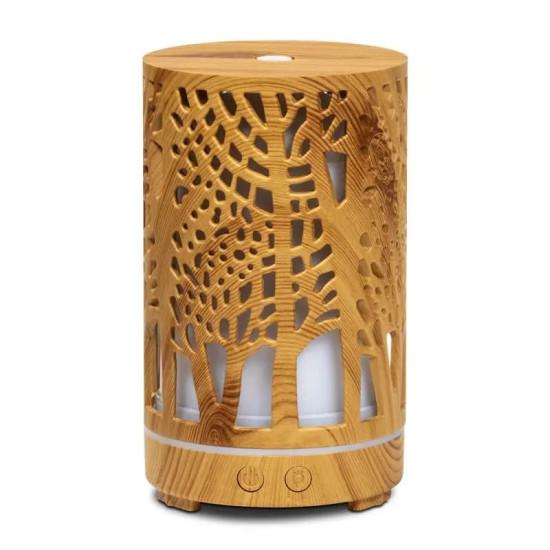 Zen Forest Diffuser - Luftfukter og aromalampe