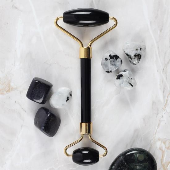 Sort Obsidian  - Face Roller