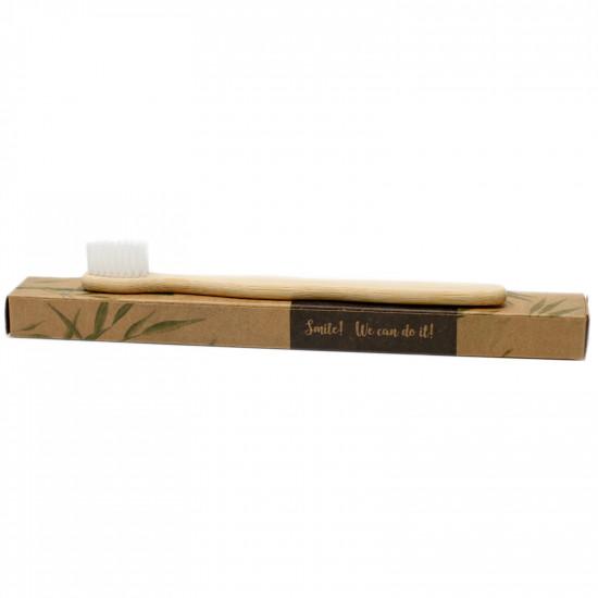 Bambus - Tannbørste - Familiepakke