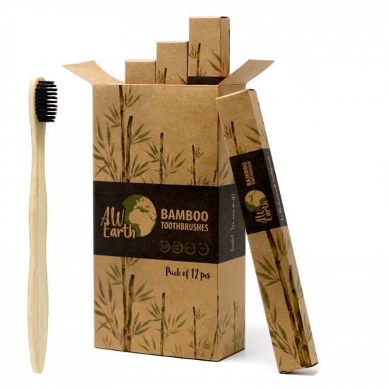 Bambus - Tannbørste
