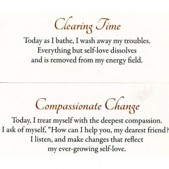 Because I love myself - Affirmasjonskort