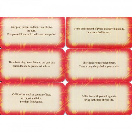 Buddha Wisdom - Affirmasjonskort