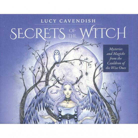 Secrets of the witch - Affirmasjonskort