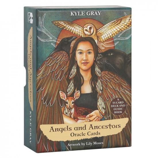 Angels and Ancestors - Orakelkort