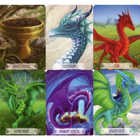 Dragon Wisdom - Orakelkort