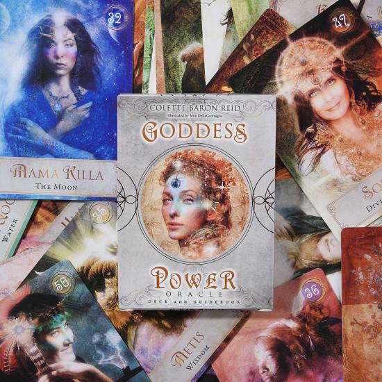 Goddess Power - Orakelkort