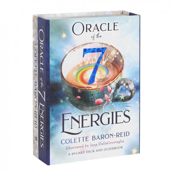Oracle of the 7 Energies - Orakelkort