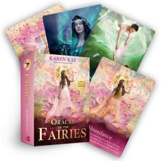 Oracle of the Fairies - Orakelkort