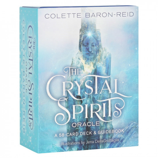 The crystal spirit - Orakelkort