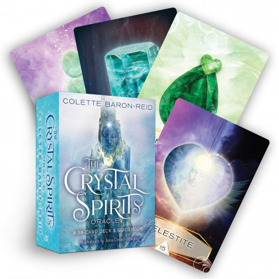 The crystal spirit - Orakelkort