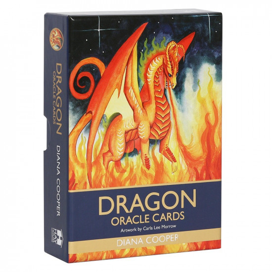 The Dragon - Orakelkort