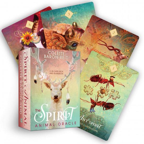The spirit animal - Orakelkort