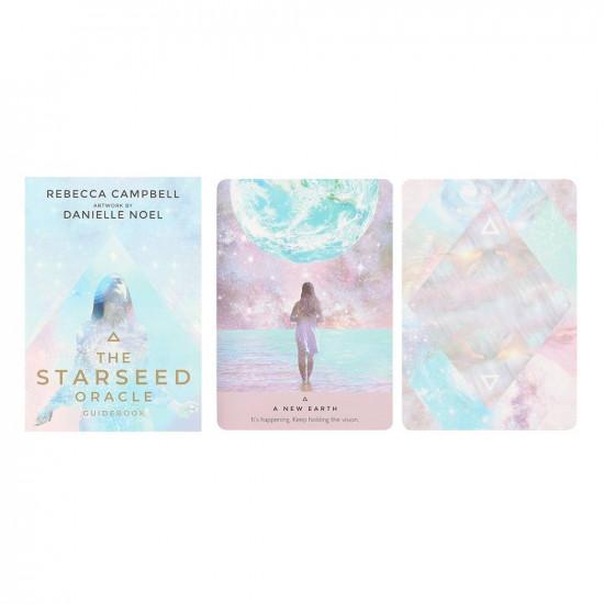 The Starseed Oracle - Orakelkort