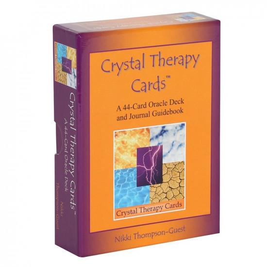 Crystal Therapy - Orakelkort