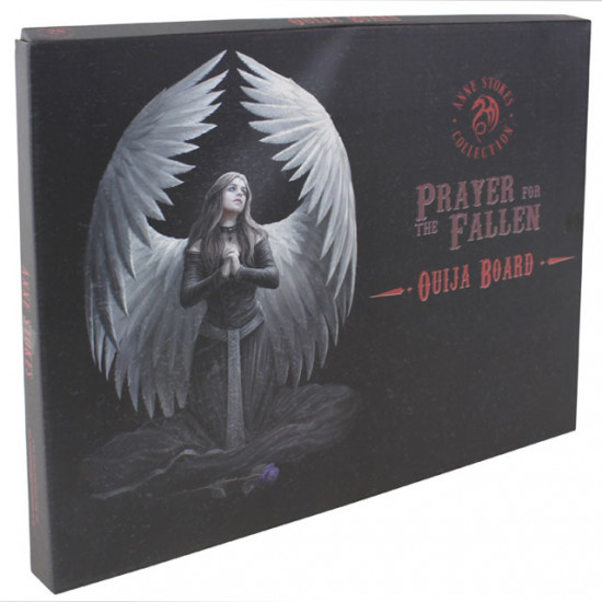 Prayer for the fallen spirit - Ouijabrett