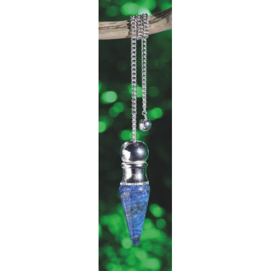 Kammerpendel - Lapis Lazuli