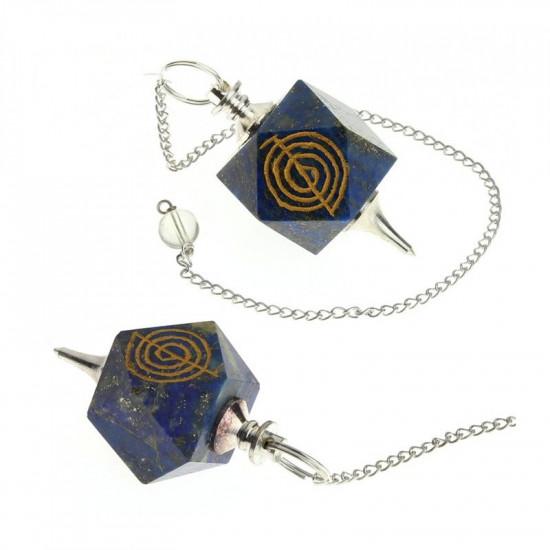 Lapis Lazuli - reiki - pendel