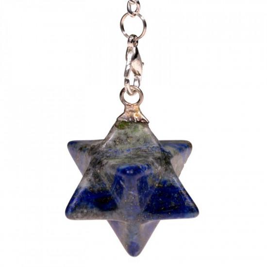 Merkaba - Lapis Lazuli - Pendel