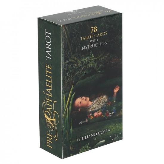 Pre-Raphaelite - Tarotkort