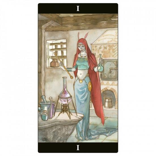 Tarot of the Dream Enchantress - Tarotkort