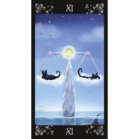 Black Cats - Tarotkort