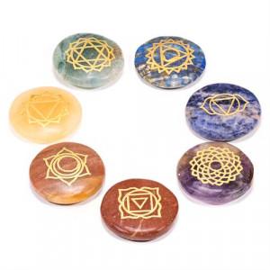 Chakra sett - Chakrasymboler