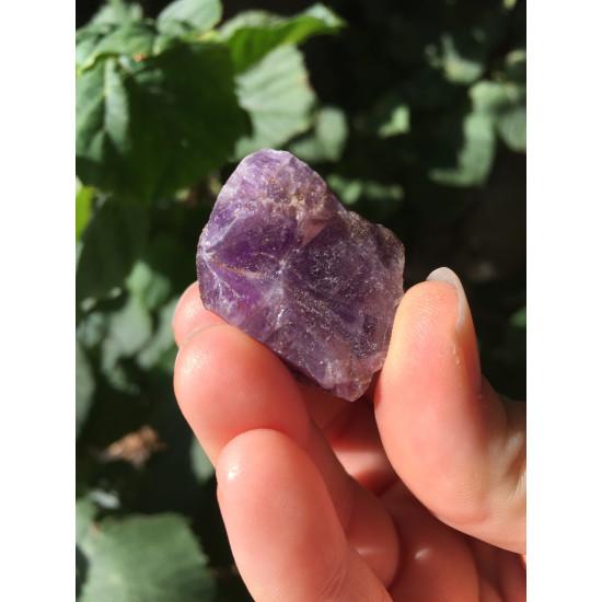 Auralitt - Rå krystall