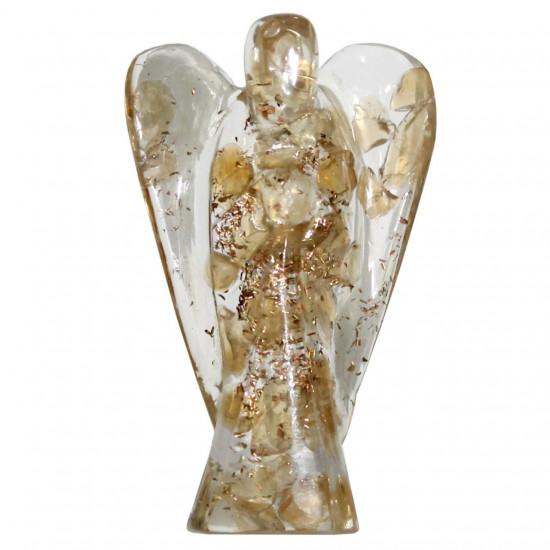 Orgone engel - Citrin
