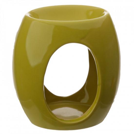 Abstrakt - Grønn - Aromalampe