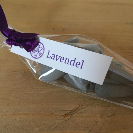 Backflow røkelseskjegler - Lavendel