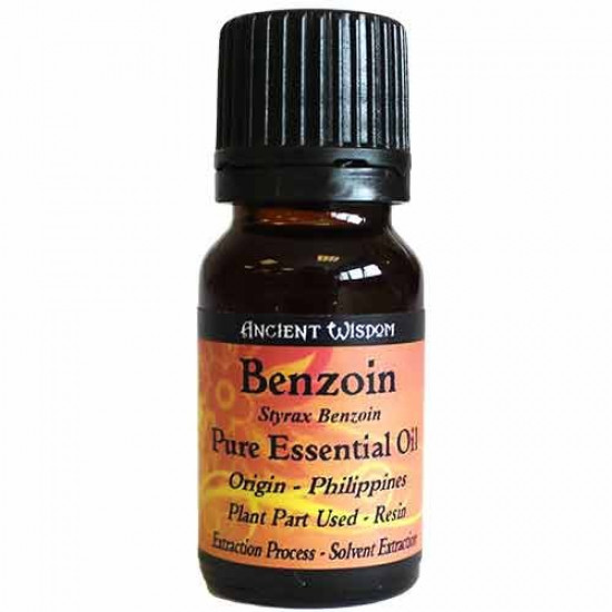 Benzoin - Eterisk olje