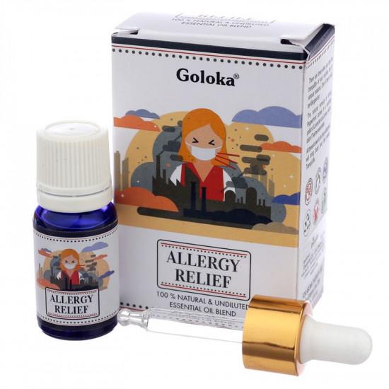 Goloka - Allergy Relief - Eterisk oljeblanding