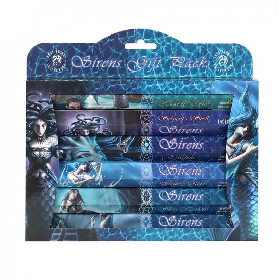 Sirene gift pack - Anne Stokes - Røkelse