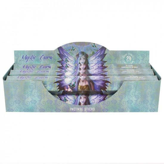 Mystic Aura - Røkelsespinner