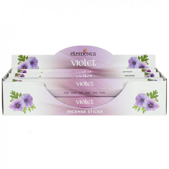 Elements - Violet - Røkelsespinner