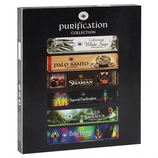 Purification Collection Gift Pack - Røkelse