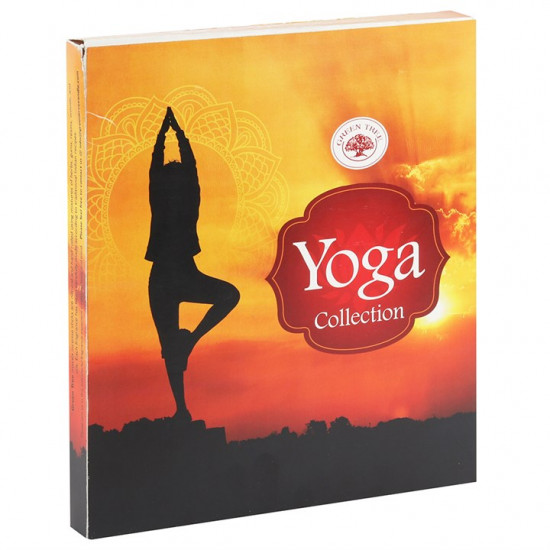 Yoga Collection Gift Pack - Røkelse